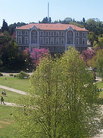 Bogazici University -  Faculty of Arts and Sciences
